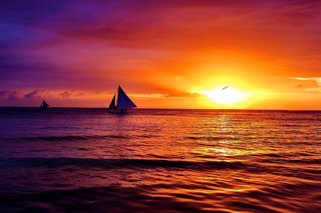 sunset boracay philippines things to do