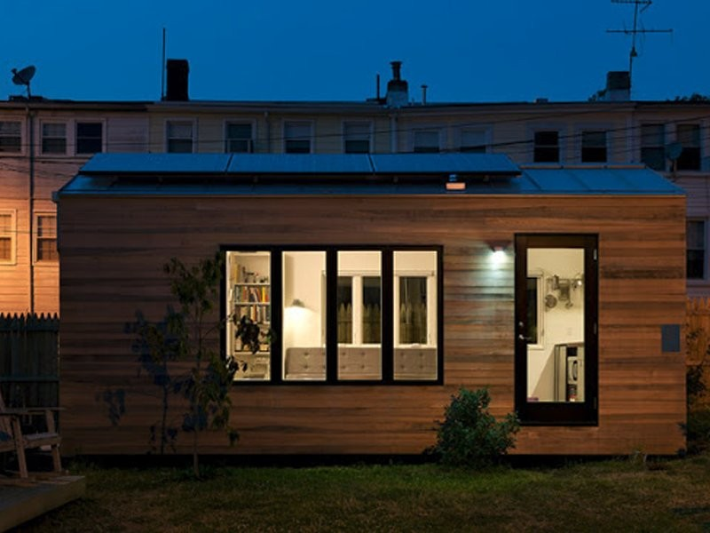 the-mobile-minim-house, Washington, D.C., tiny homes