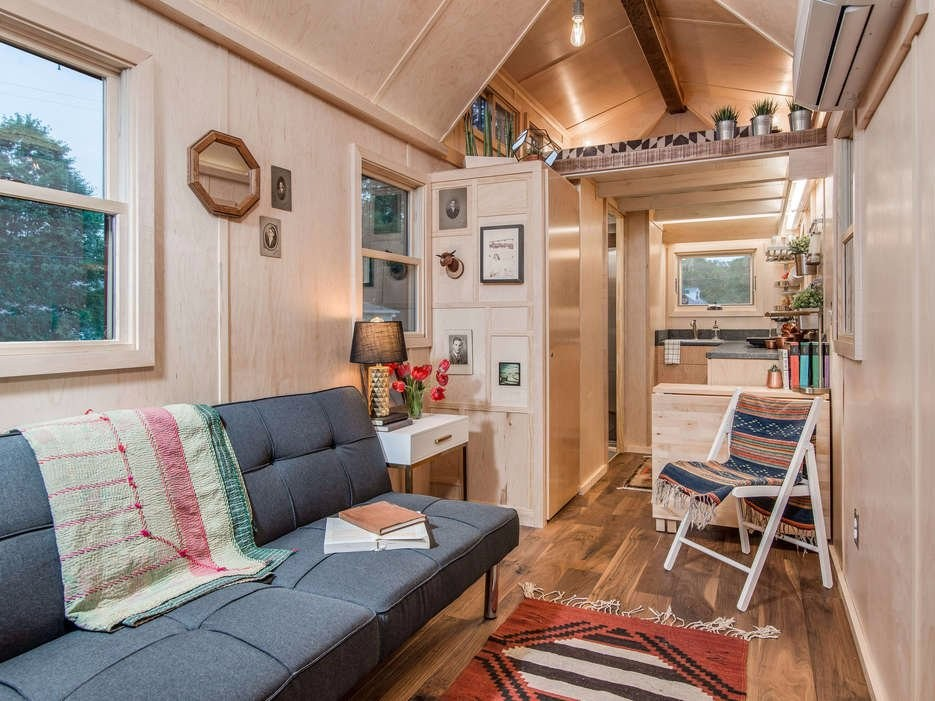 the-riverside, Nashville, Tennessee, tiny homes