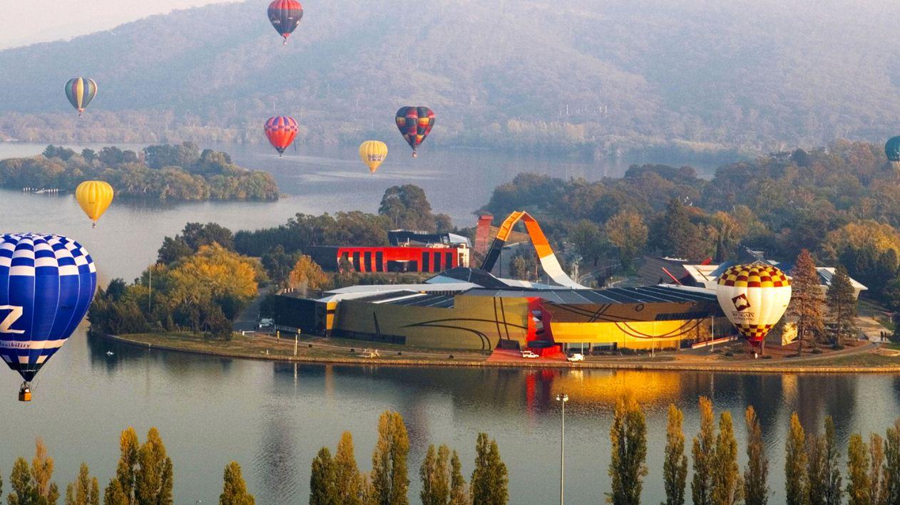 canberra ballooning australia 2