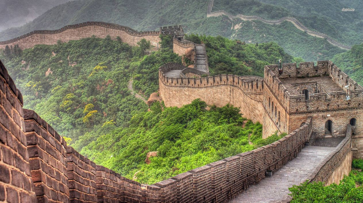 great wall of china facts history 4