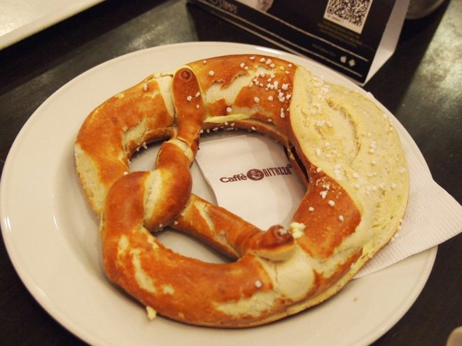 pretzel Germany travel tips