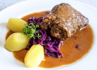 rindsrouladen famous dishes in Germany you can't miss