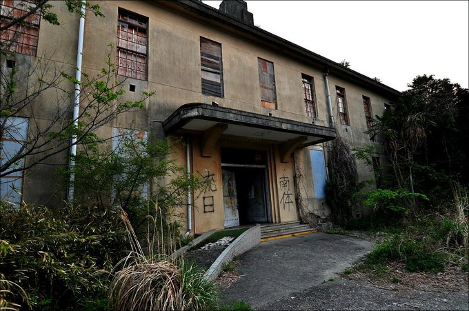 hospital branch -kasumigaura- scariest places-japan1