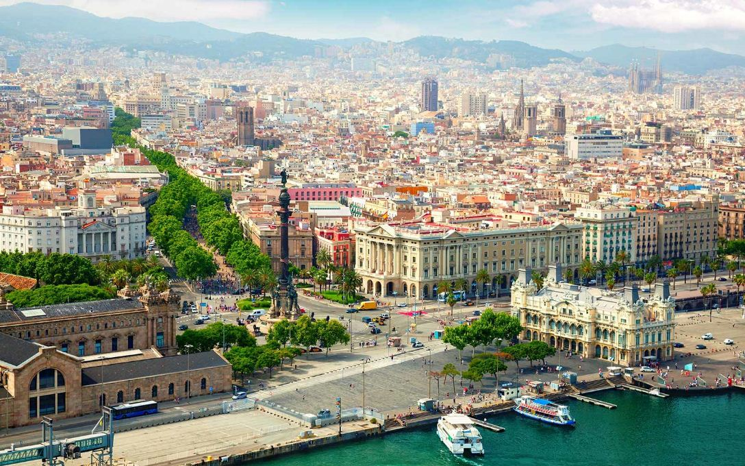 best time to visit barcelona 2
