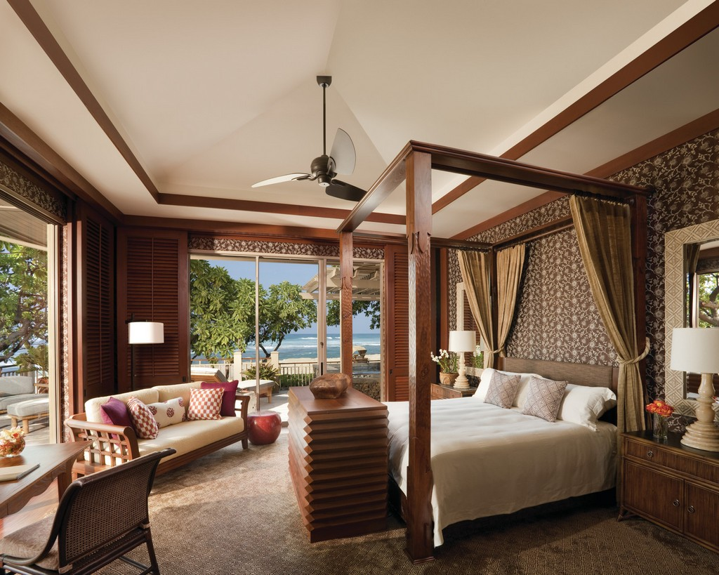 Four Seasons Hualalai-Hawaii-america-most expensive room-president chamber2