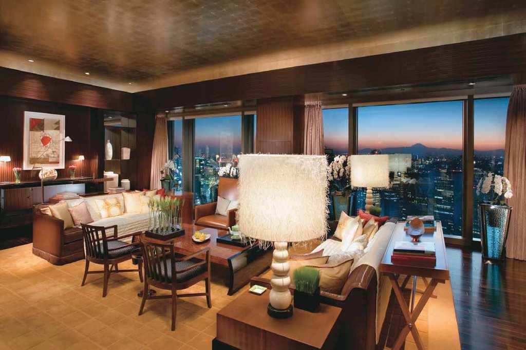Mandarin Oriental-Tokyo-japan-most expensive-luxury-president chamber