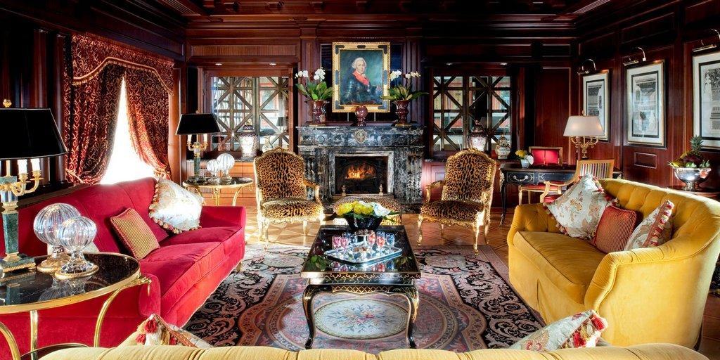 Principe di Savoia-hotel-Milan- Italy-most luxury-president chamber