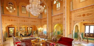 The-Raj-Palace-Idia-most price-president chamber