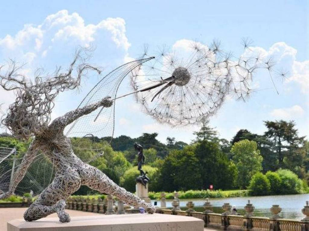 Dancing fairy statue-best-sculpture-in the world
