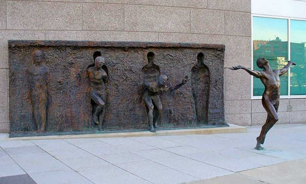 The desire for freedom statue-Philadelphia, Pennsylvania, USA-best sculpture in the world1