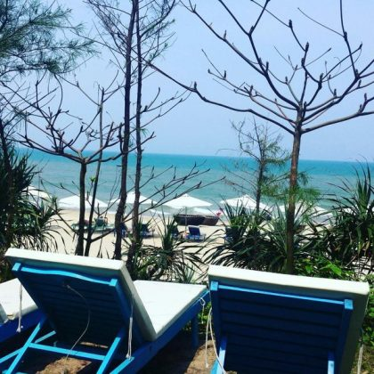 an bang seaside village hoi an where to stay vietnam