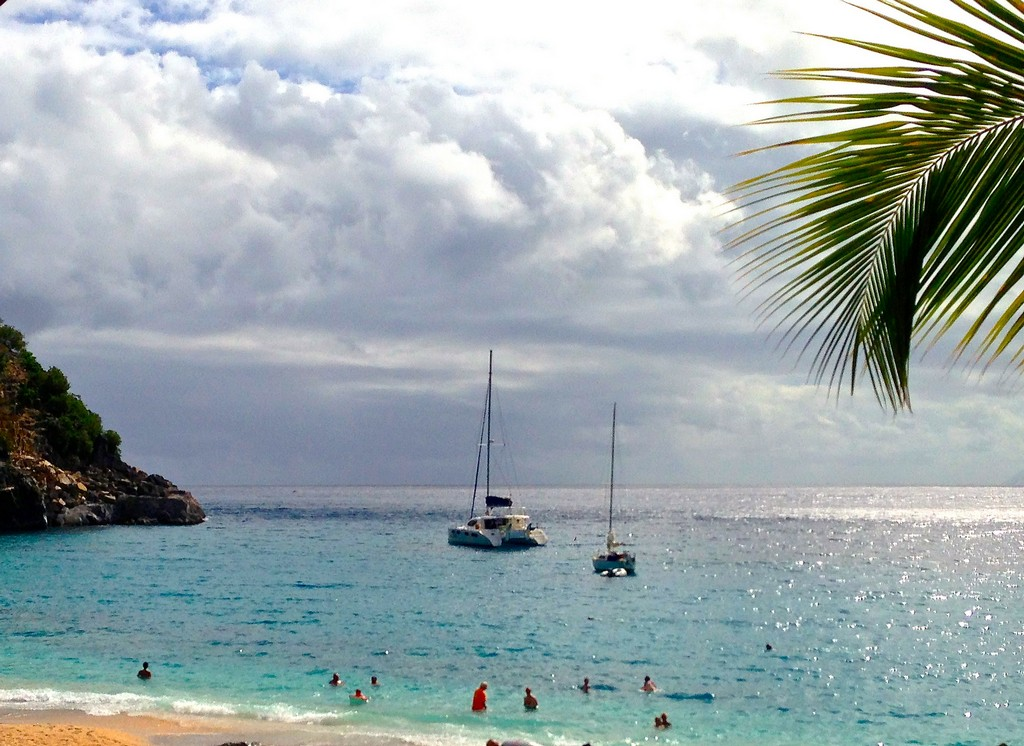 top nude beaches Grande Saline Beach, St. Barts