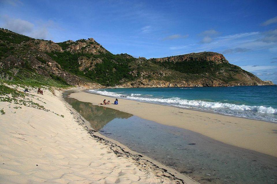 Grande Saline Beach, St. Barts (1)