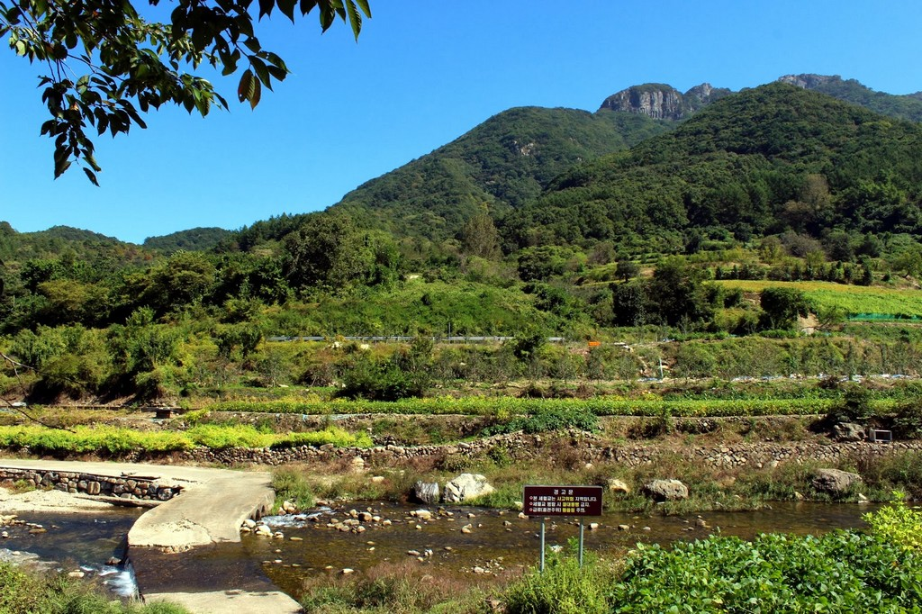 Woraksan National Park, South Korea