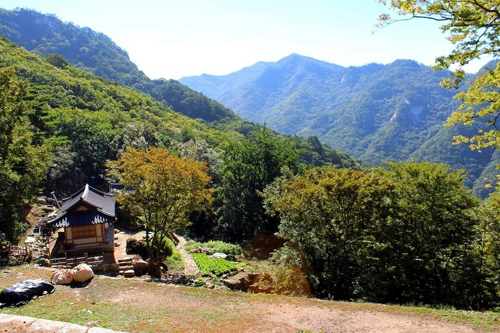 Woraksan National Park, South Korea