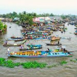 5 floating markets in Mekong Delta you should definitely visit once in a lifetime