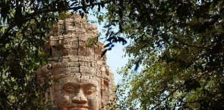Bayon Temple cambodia destinations