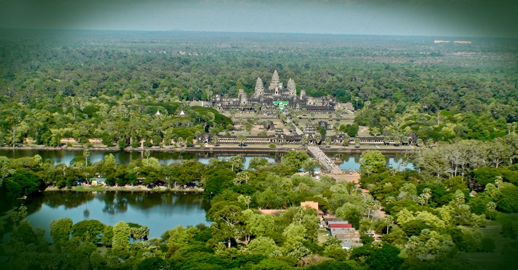 angkor archaeological park cambodia Image: siem reap itinerary 4 days blog.