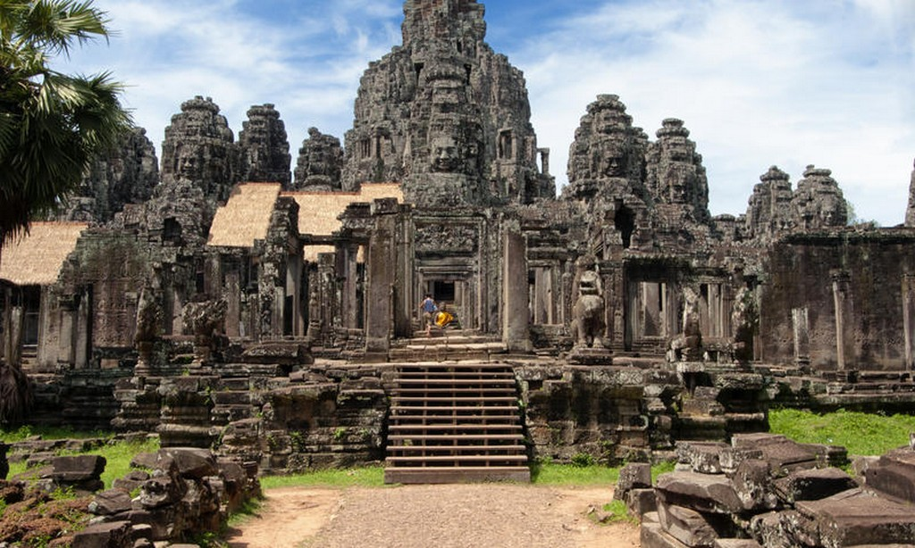 angkor archaeological park cambodia