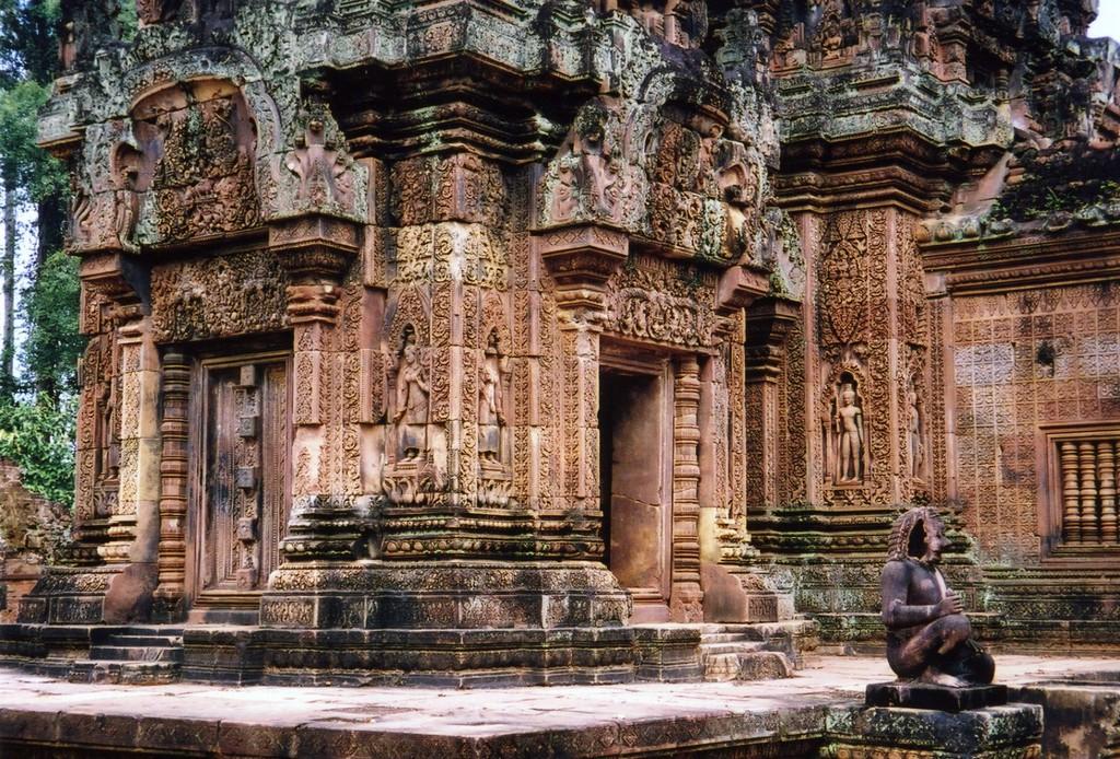 Prasat Banteay Srei cambodia