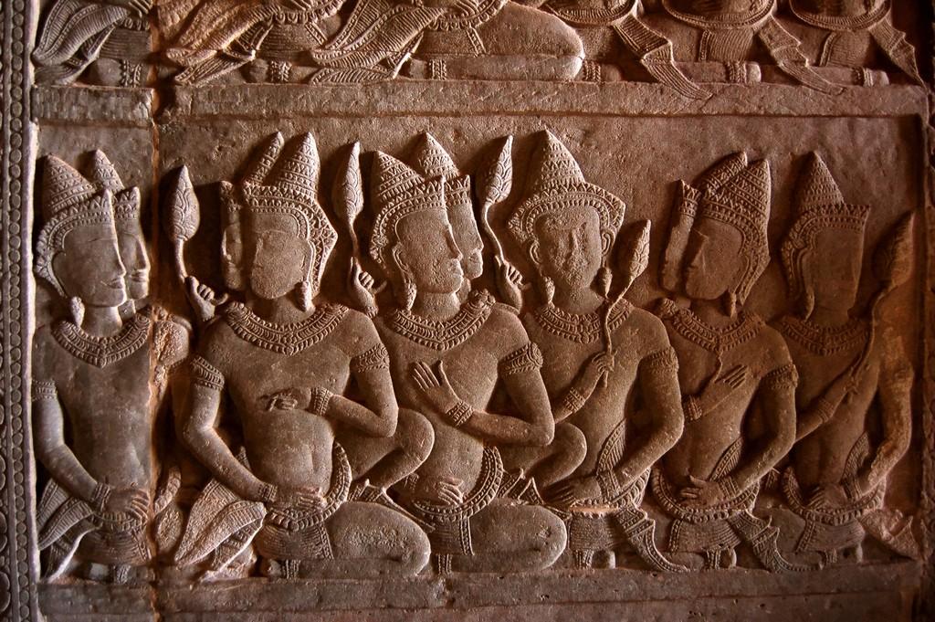Angkor National Museum cambodia
