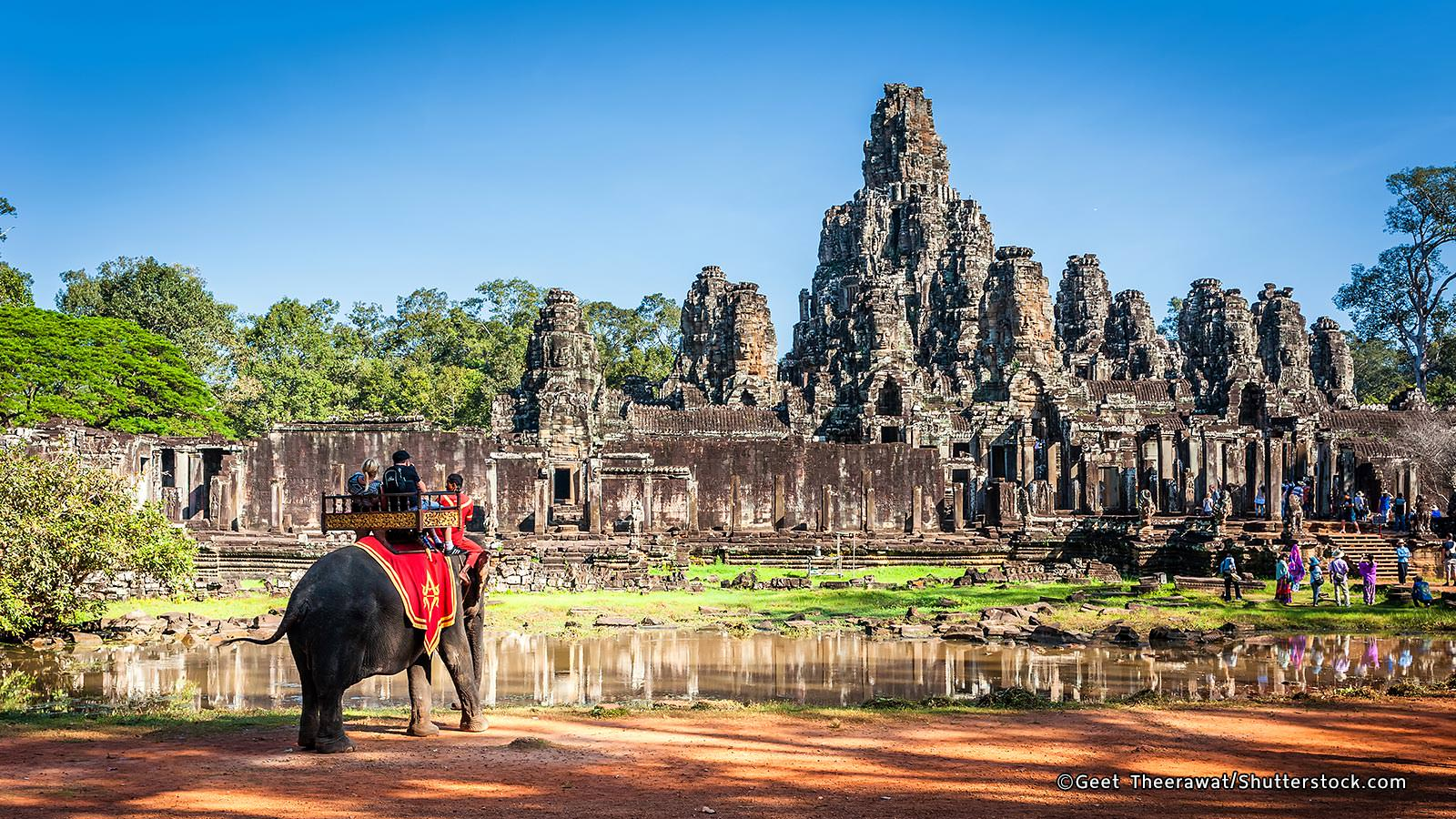 siem reap Located in the heart of siem reap, in the old french quarter, raffles grand hotel d'angkor is the ideal place to explore this fascinating destination.