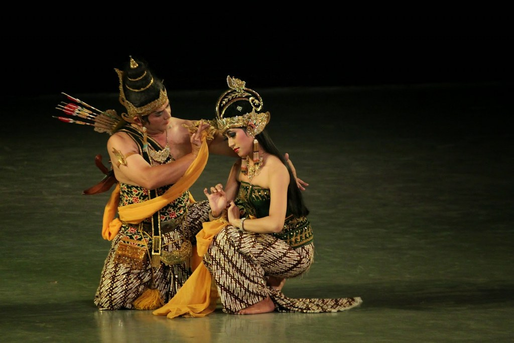 rama and shinta performance art yogyakarta