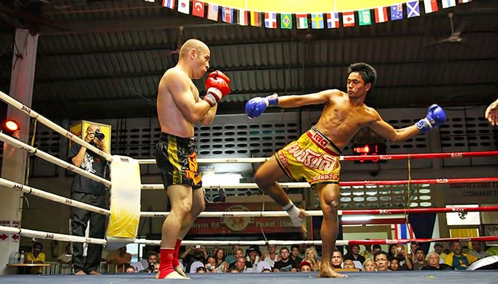 watch muay thai thailand activities phuket