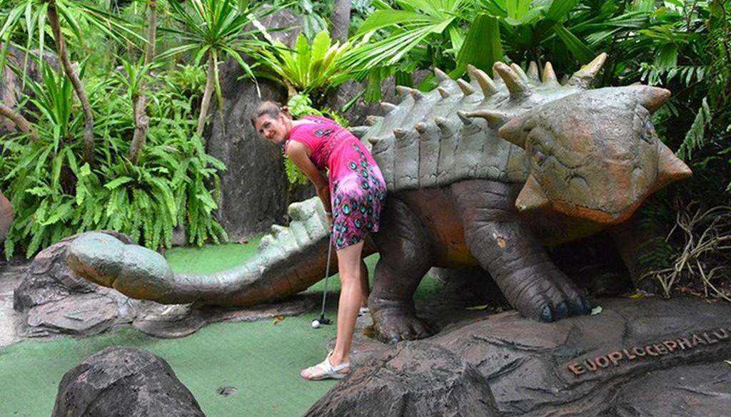 dino park phuket thailand travel guides