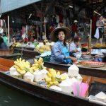Explore Damnoen Floating Market — The oldest floating market of Thailand