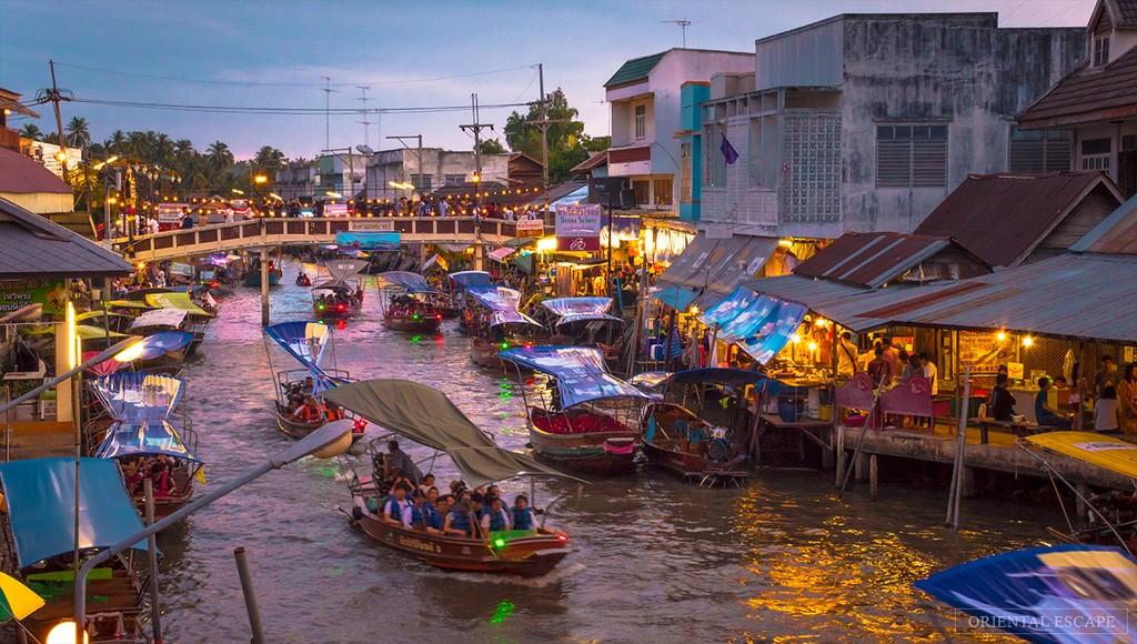 Floating Market Tour Price