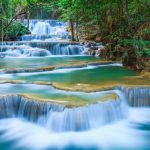 Exploring Erawan Waterfalls — A super stunning destination near Bangkok
