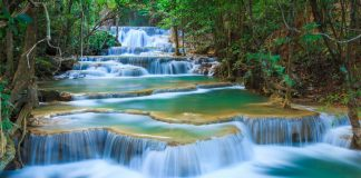 how to get to erawan waterfall from bangkok