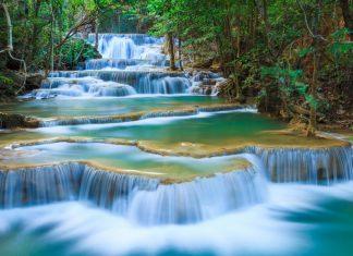 how to get to erawan waterfall from bangkok