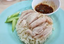 Kaiton Pratunam chicken restaurant bangkok prices review opening hours how to get