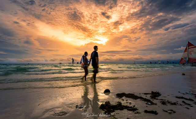 sunset boracay philippines travel guide trip what to do tours