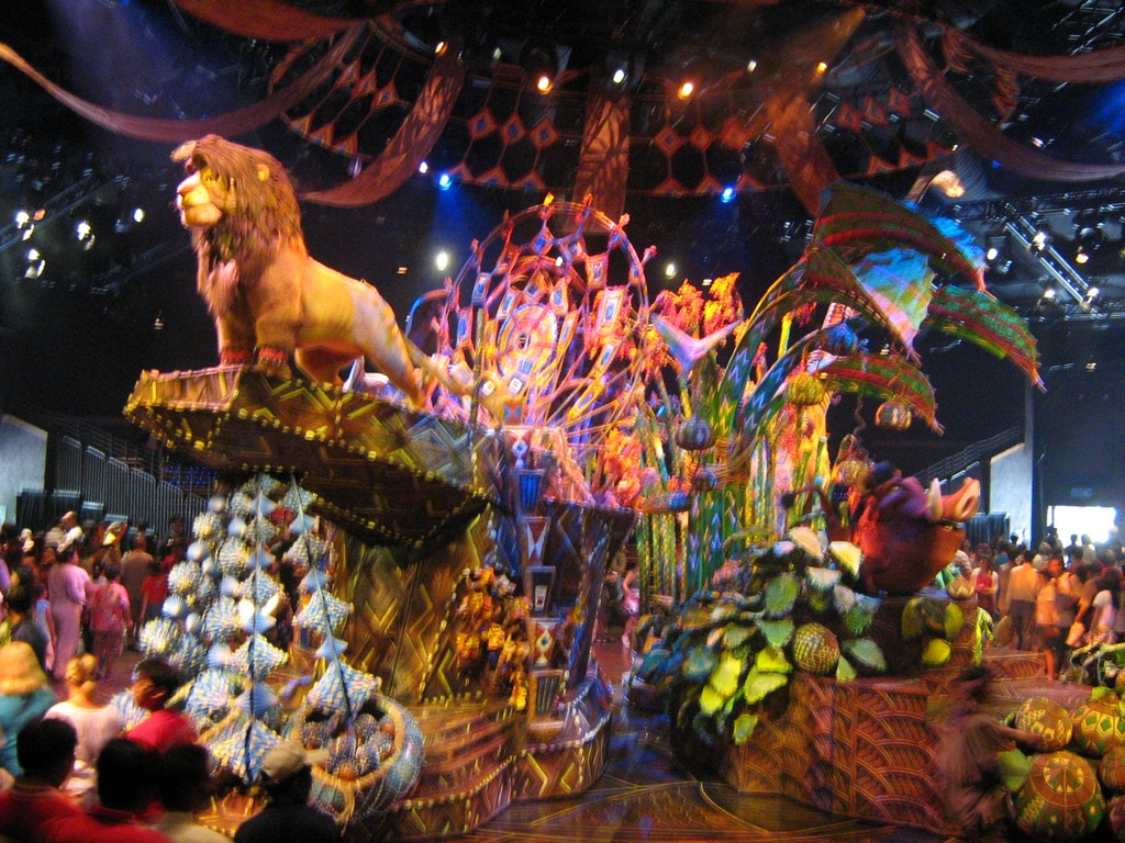 festival of the lion king hong kong disneyland