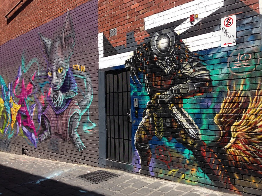 wall-painting-misshapen alleys in Melbourne (11)