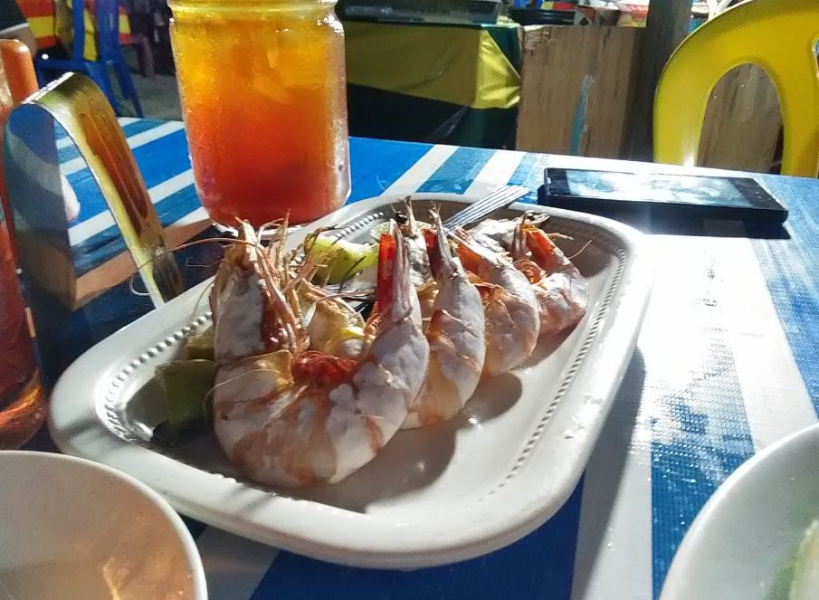 Perhentian Besar island malaysia food cuisine