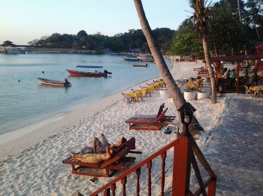 Perhentian islands beach