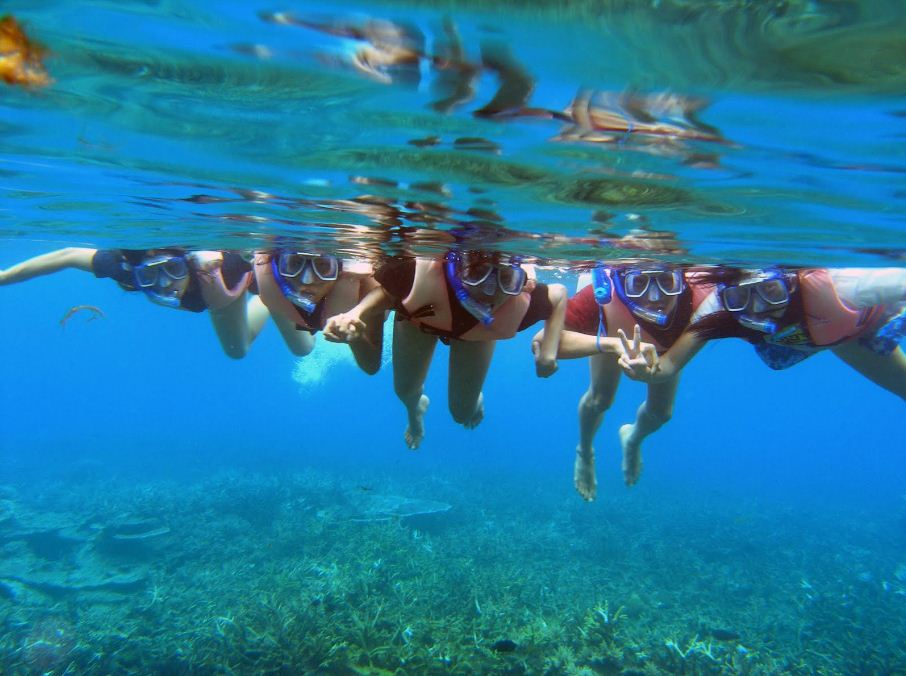 Snorkeling in Perhentian islands