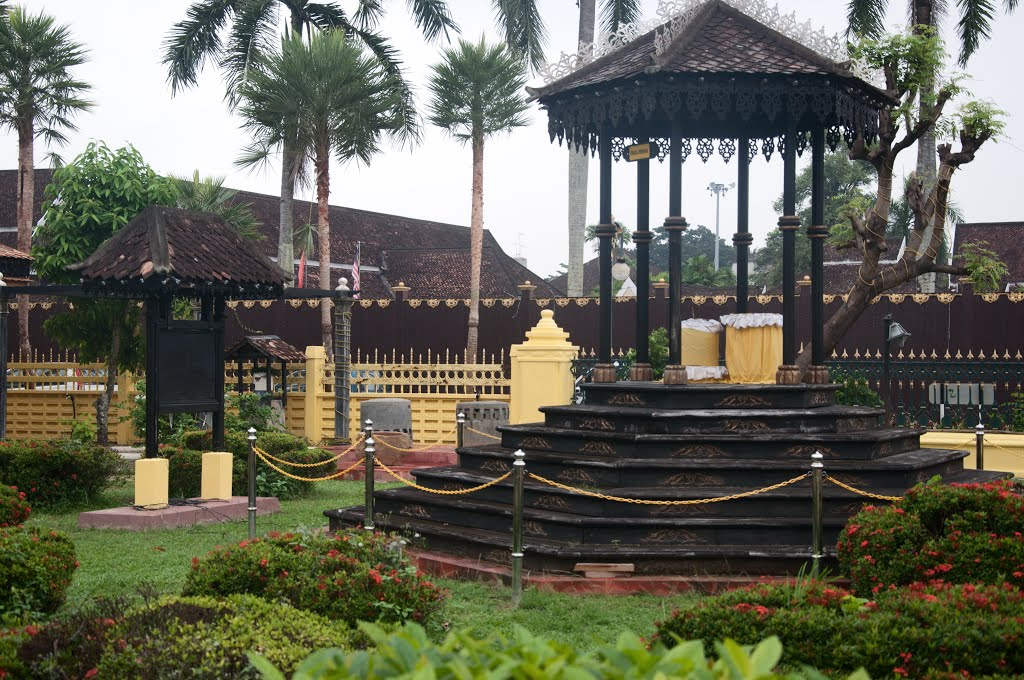 Museum of Royal Traditions and Customs in Kota Bharu Kelantan