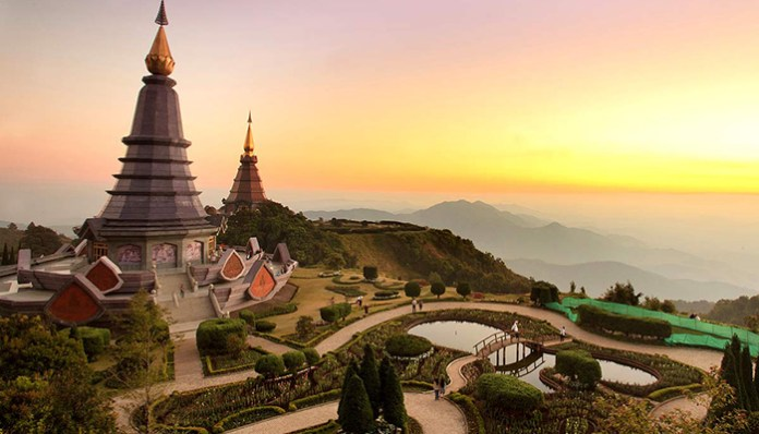 Doi inthanon thailand 3 days itinerary Chiang Mai doi inthanon blog doi inthanon 1 day trek what to do in doi inthanon doi inthanon national park day trip