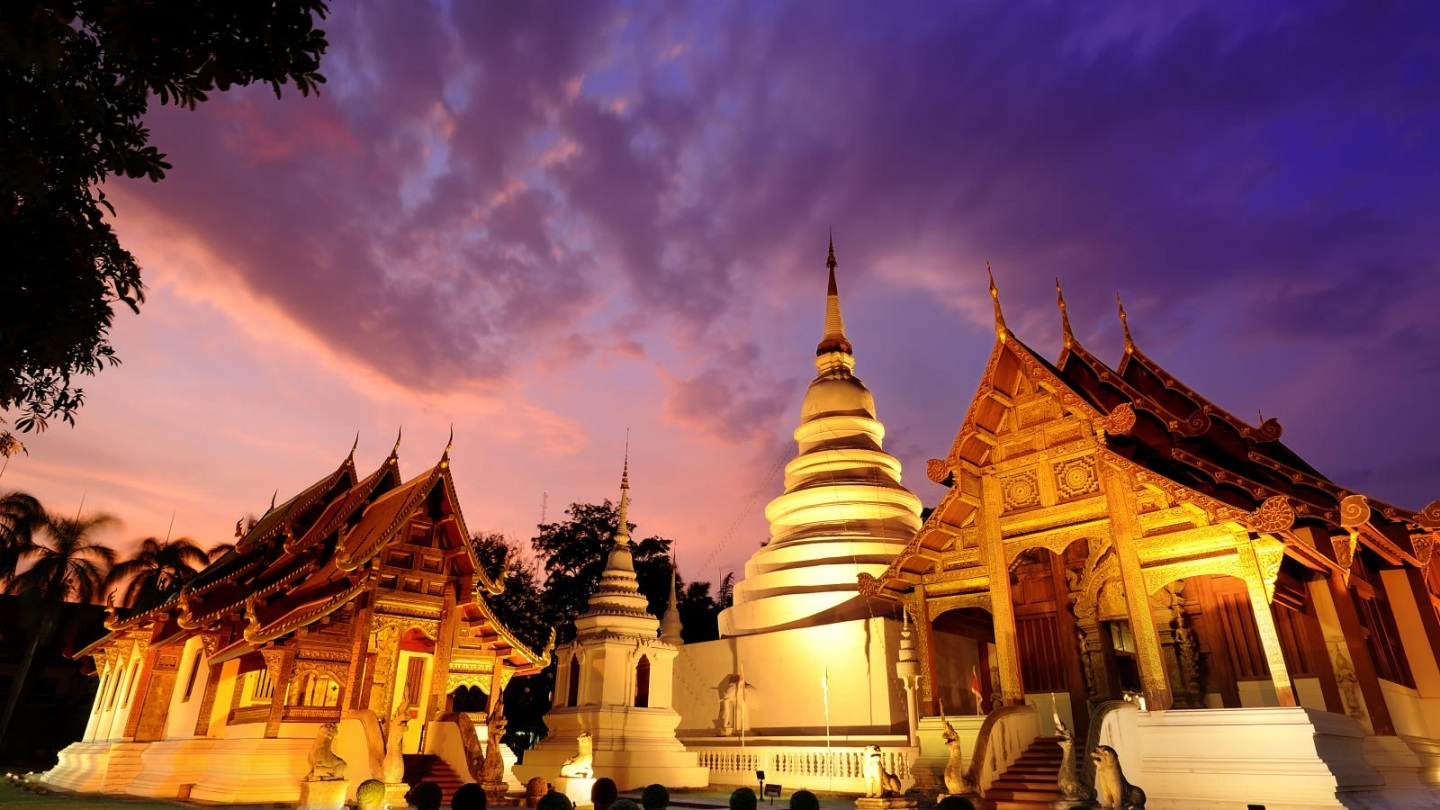 Wat Phra Singh Thailand 3 days itinerary Chiang Mai