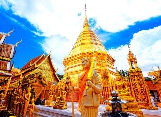 Wat Phrathat Doi Suthep chiang mai itinerary 3 days