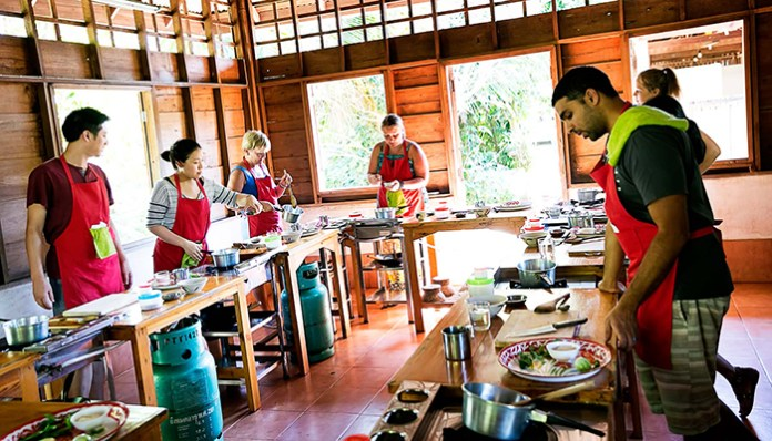 cooking-class chiang mai 3 days itinerary