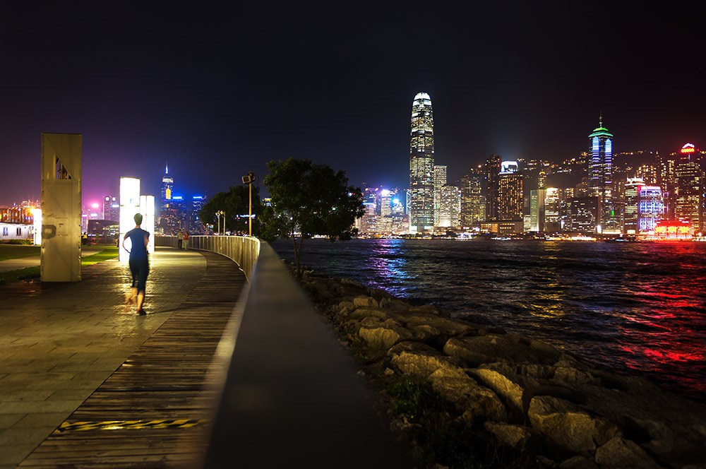 Kowloon West Promenade-hong-kong-explore the fullest hong kong only 3 days
