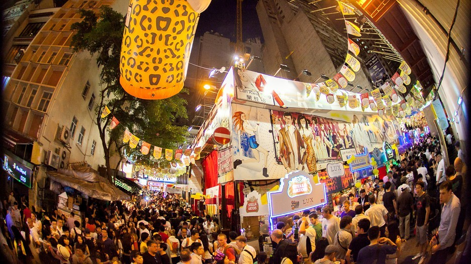 Lan Kwai Fong-hong-kong-explore the fullest hong kong only 3 days2