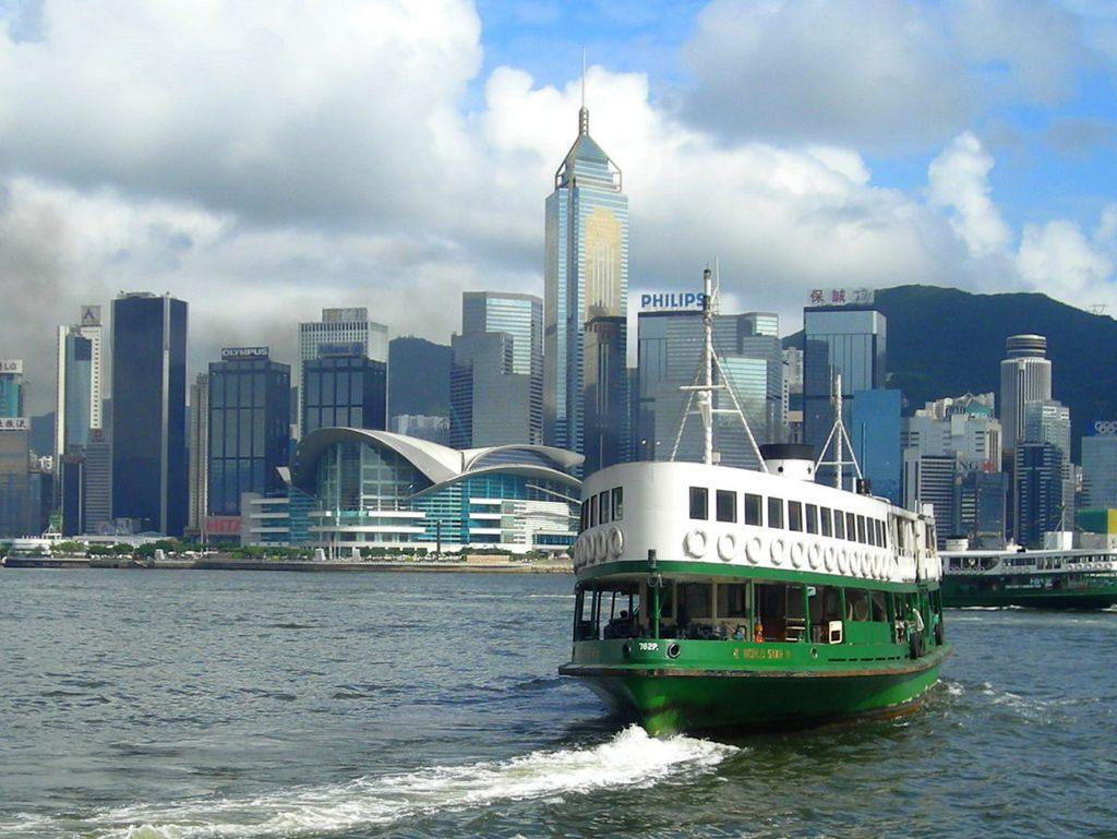 Star Ferry-hong-kong-explore the fullest hong kong only 3 days2